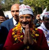 """दिल्ली में """"आप""""की जीत-राजनीतिक पार्टियों के लिए मंथन का सन्देश"""