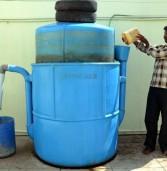 रुपये 3000 में बायो-गैस प्लांट-रसोई में पाईये 4 से पांच घंटे गैस