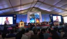 पंचम नदी महोत्सव:माँ के वक्ष-स्थल को काट दोगे तो कोख कहाँ से आएगी;नरेंद्र सिंह तोमर