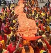 भोपाल में चुनावी पैंतरों की शुरुआत:भगवान को भी नहीं छोड़ा