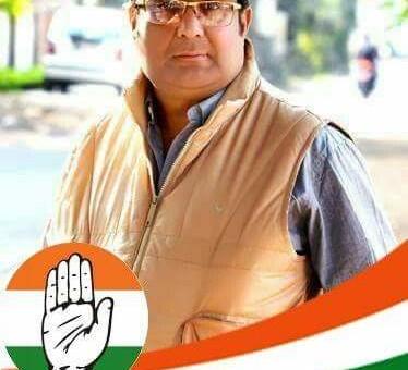 प्रशांत गुरुदेव बने भोपाल शहर कांग्रेस प्रवक्ता