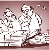 भ्रष्टाचार अब व्यंग नहीं विमर्श का विषय साँच कहै ता